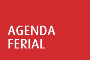 AGENDA FERIAL