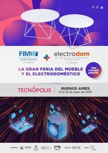 FIMAR Electrodom 2019 - Carpeta sin Lanzamiento