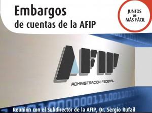 Reunion con AFIP