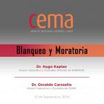 panel CEMA charla 1
